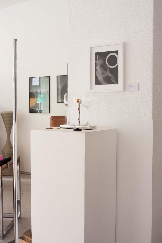 installation view p1 /// exhibition @ design&art